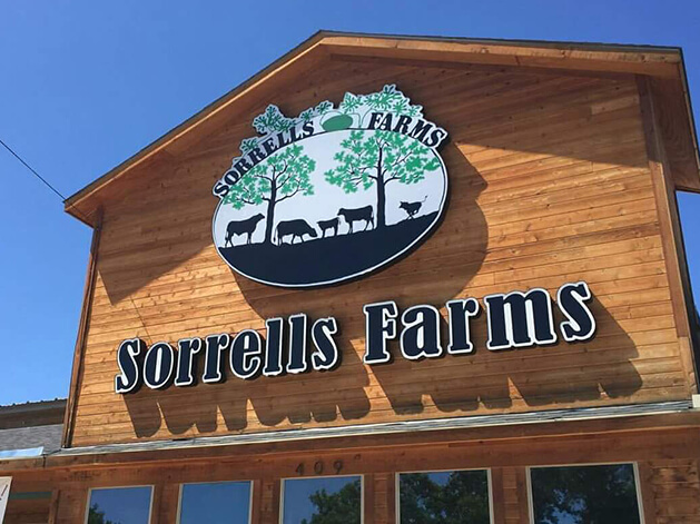 Sorrells Farms Retail Operation… It's a Adventure